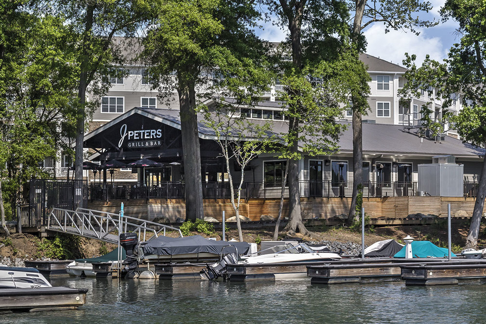 J. Peters Grill & Bar - Lake Wylie, NC