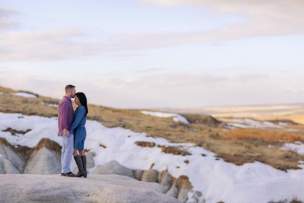 MIKE + DANIKA - Paint Mines || Calhan, CO