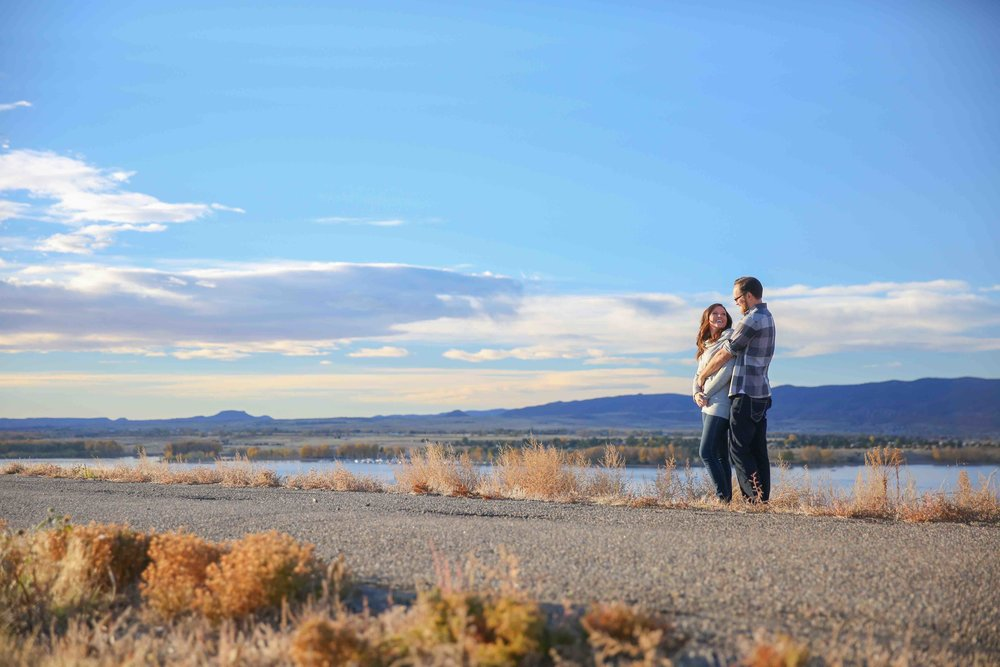 KAIT + DOUG  - CHATFIELD RESERVOIR || LITTLETON, CO