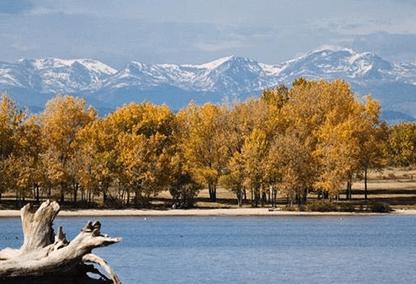 CHERRY CREEK RESERVOIR - Denver, CO