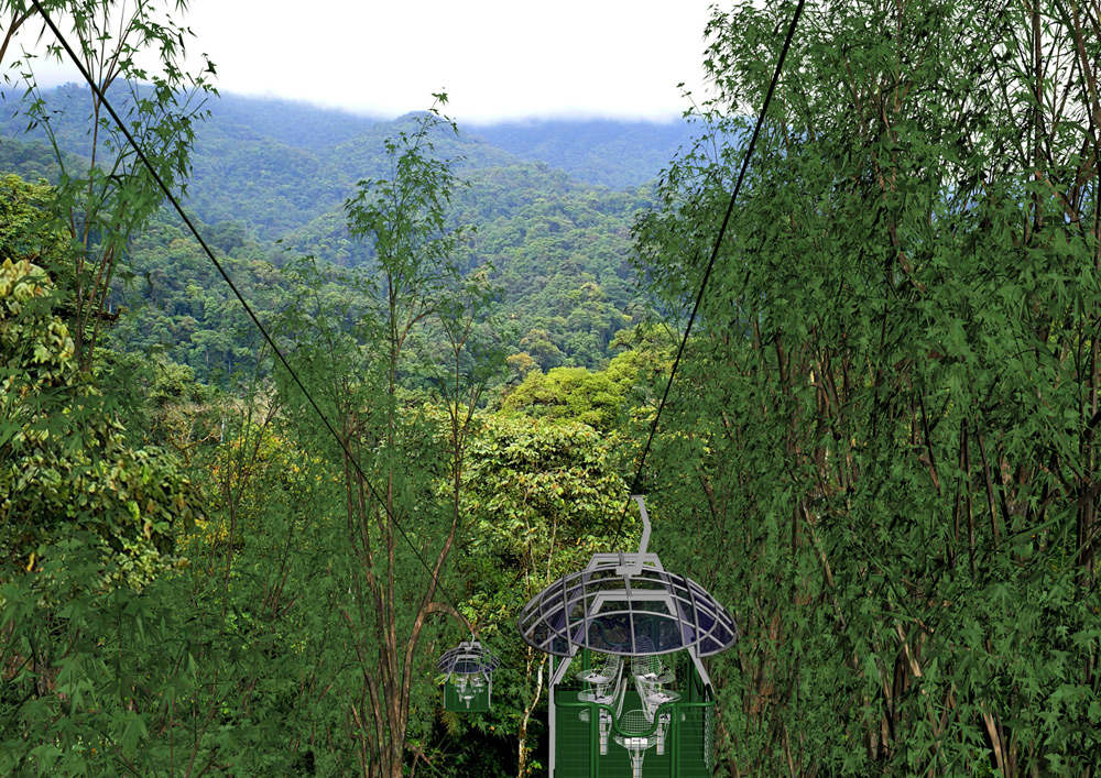 Excursions with Mashpi Lodge in the Cloud Forest, Ecuador