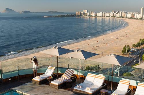 Views from Porto Bay International, Rio de Janeiro