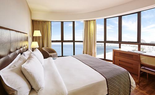 Room at Porto Bay International, Rio de Janeiro