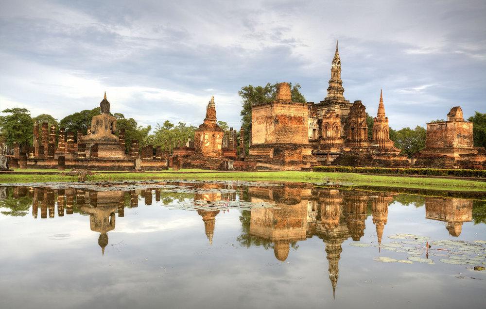 Day 4 - Phitsanulok - Chiang Rai