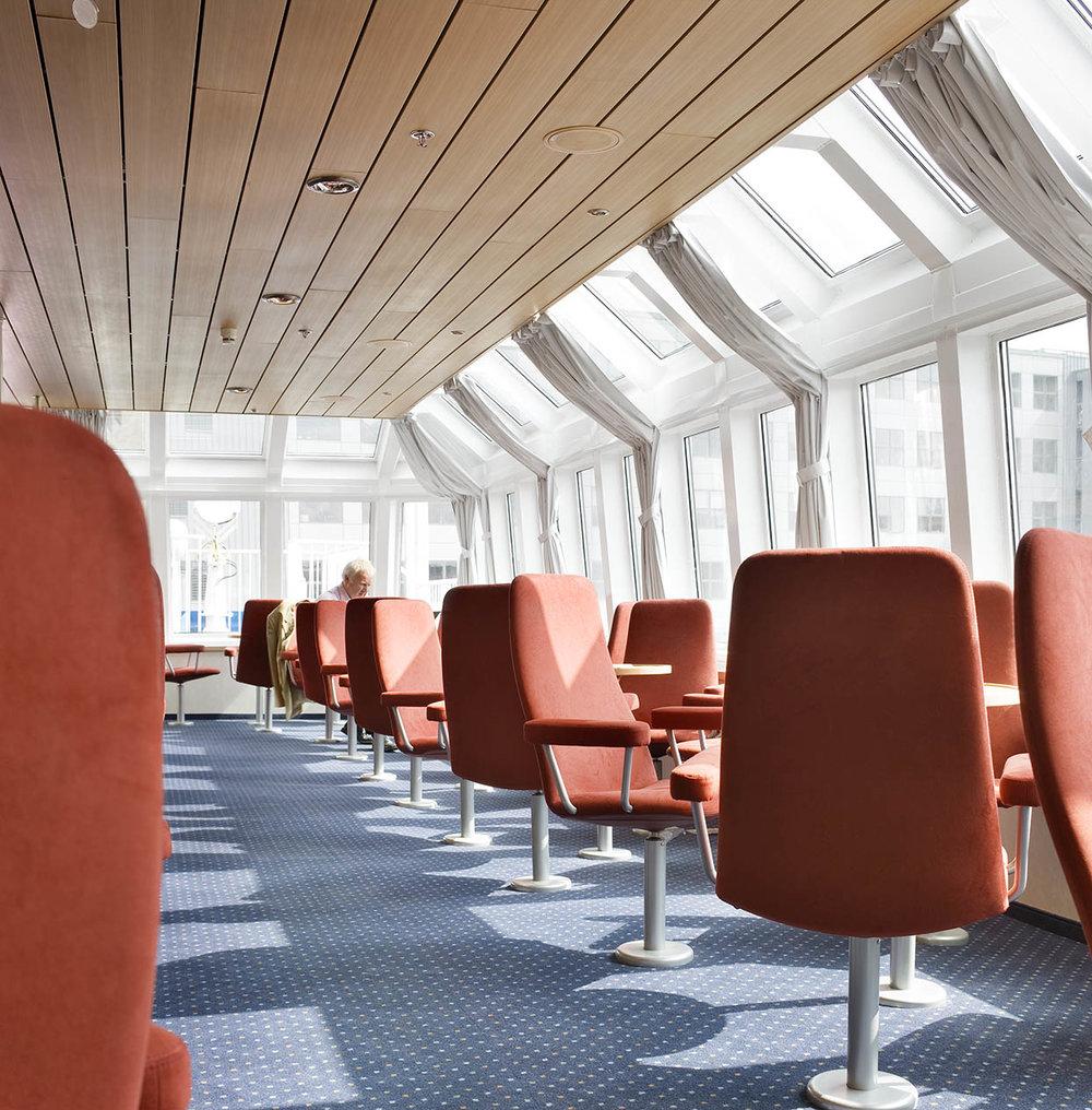 On Board the Ocean Nova
