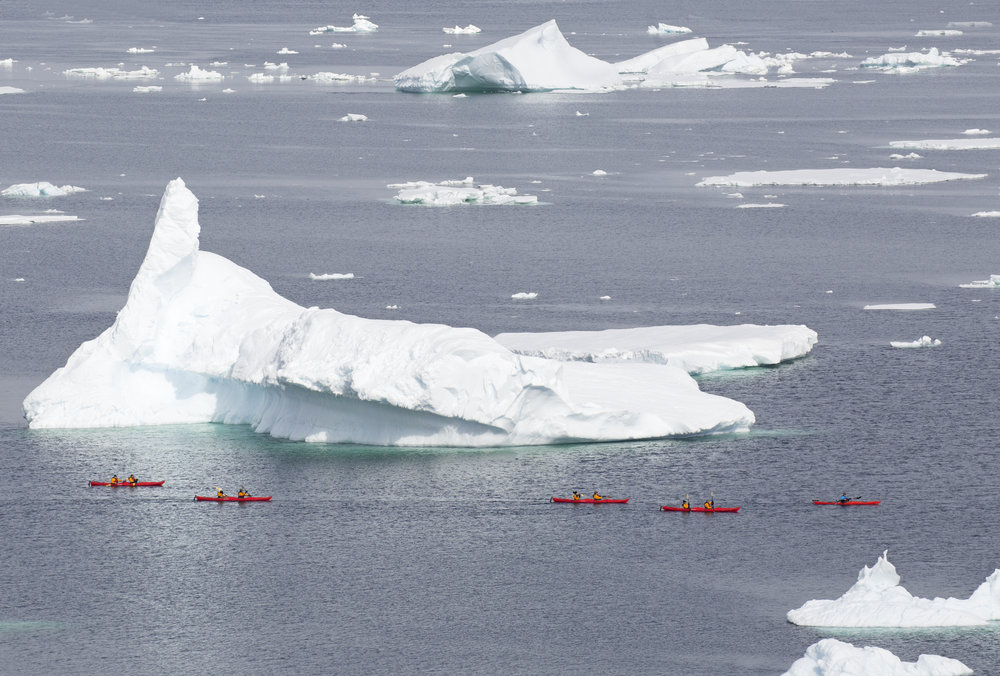Day 3-8 - Exploring Antarctica
