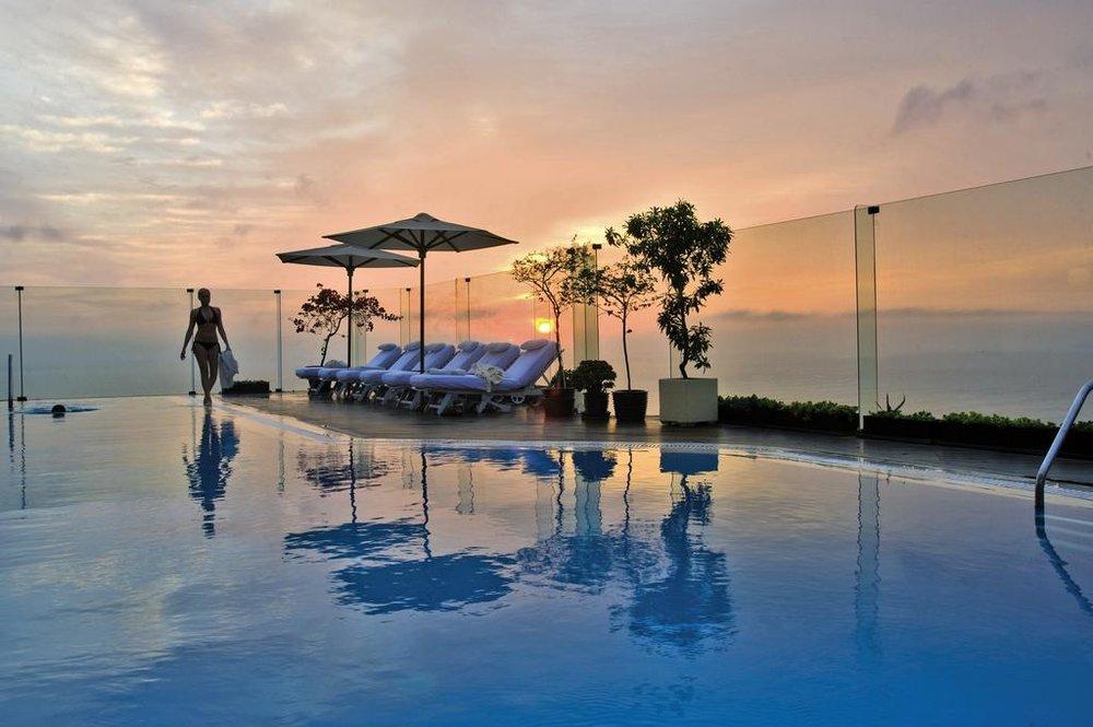 Pool at Belmond Miraflores Park in Lima