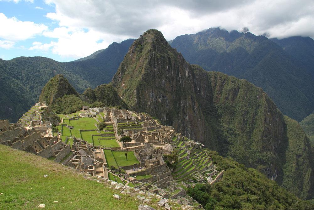 Machu Picchu, Sacred Valley, Peru
