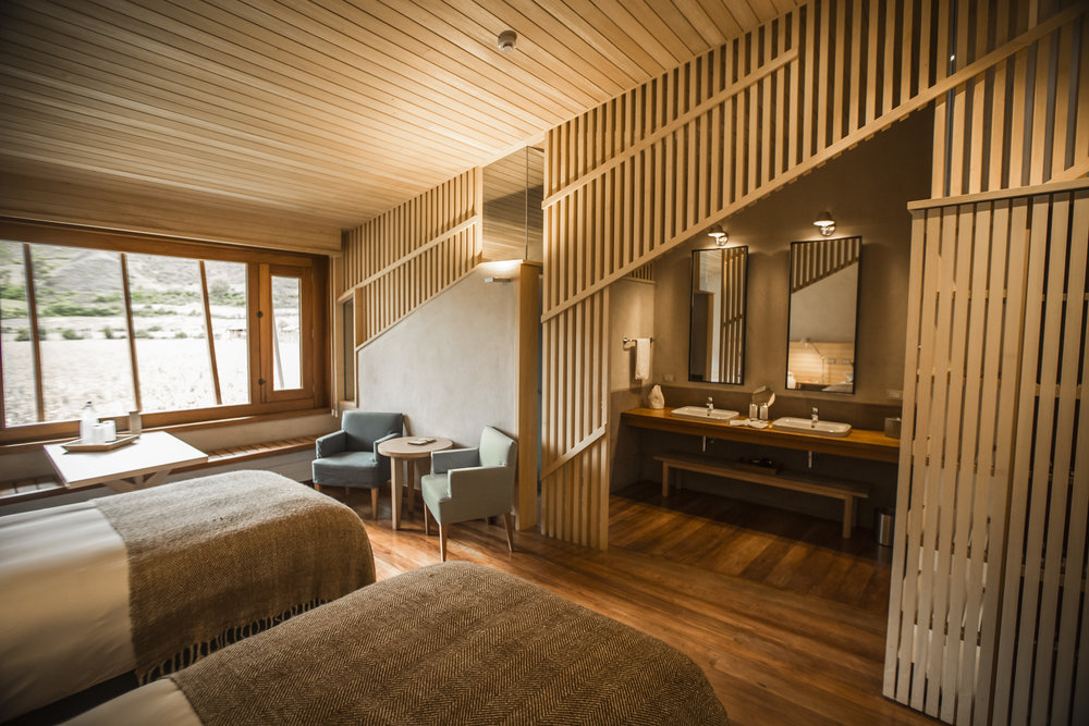 Room at explora Sacred Valley, Peru