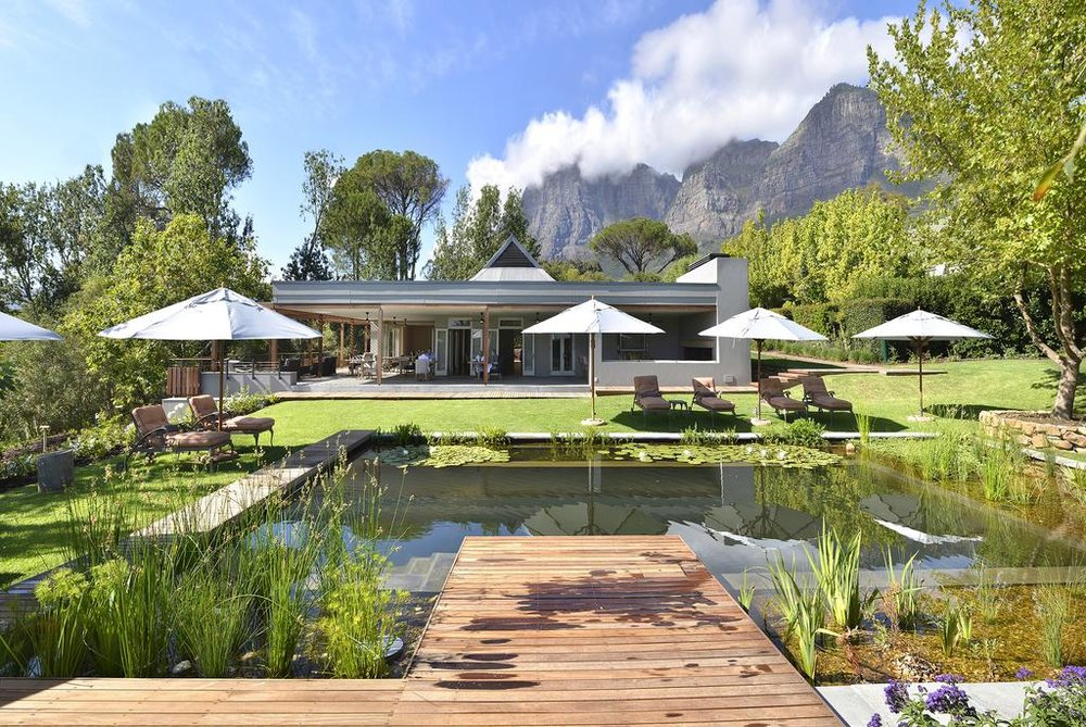 Day 8 - Angala Boutique Hotel, Franschhoek - Wine Tasting