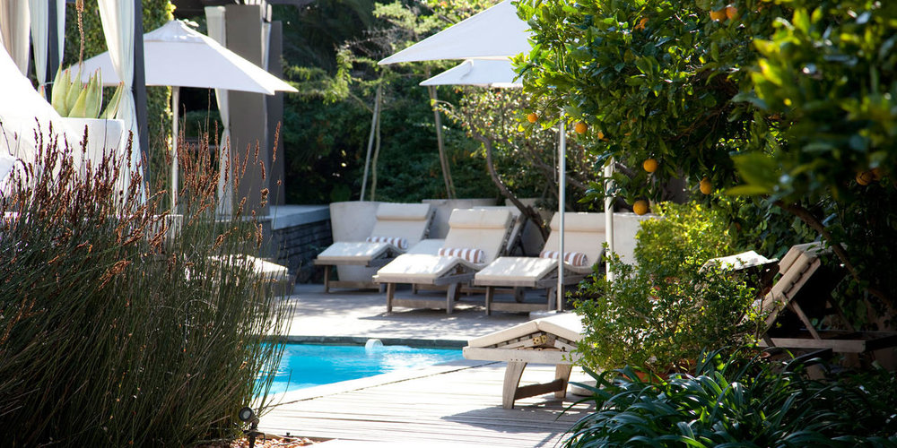 Pool at Kensington Place, Cape Town