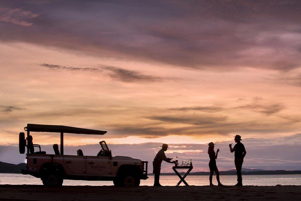 Day 2 - Bumi Hills Safari Lodge, Lake Kariba