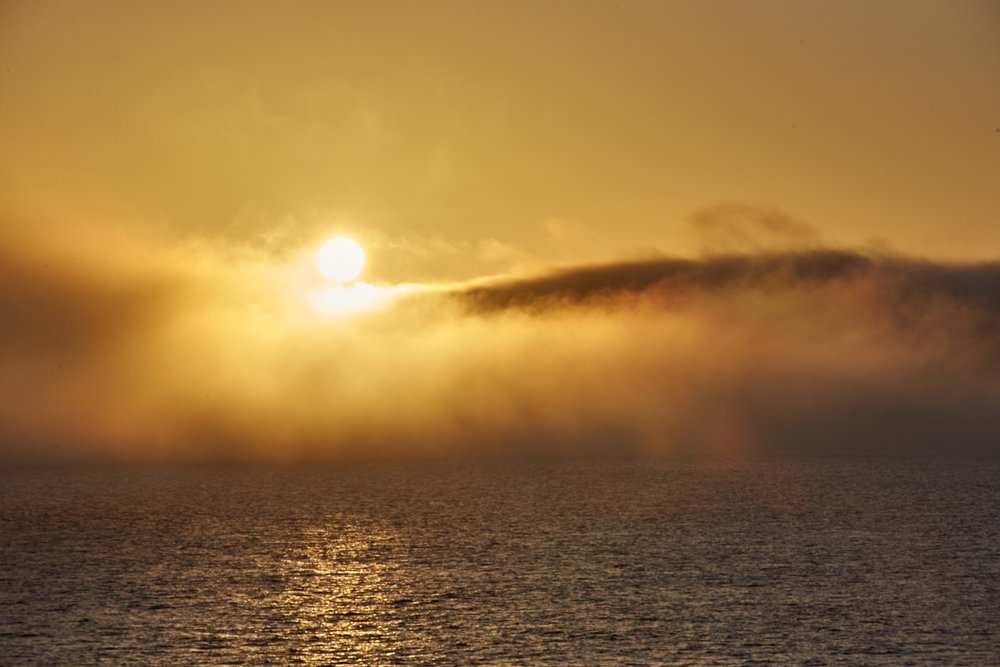 Iceland Isafjödur Fog Nebel RK5 RS5