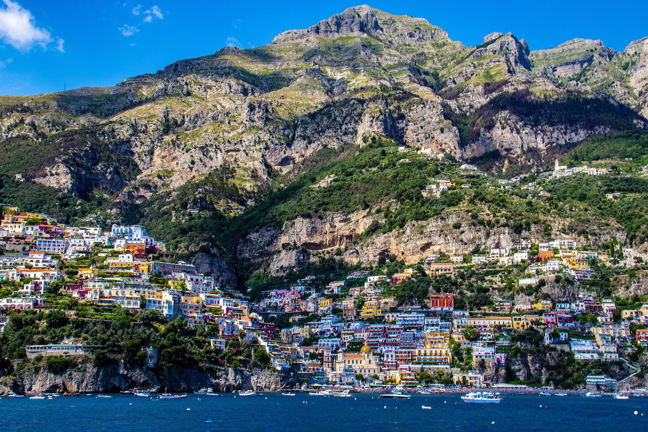 Italian Gems Rome Sorrento Amalfi Coast
