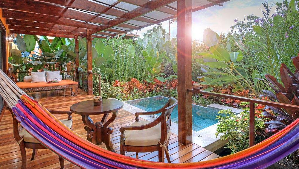 Villa Deck at Nayara Springs