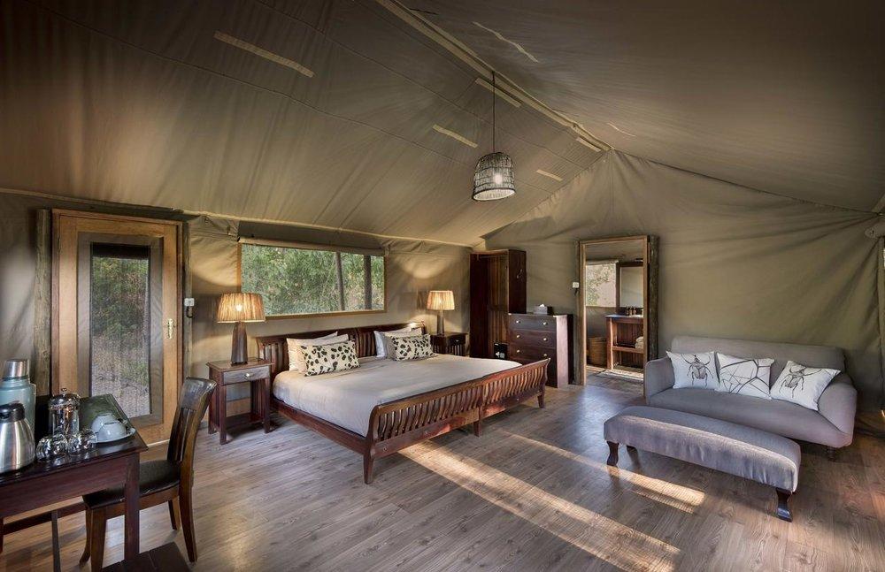 Linyanti Bush Camp, Botswana