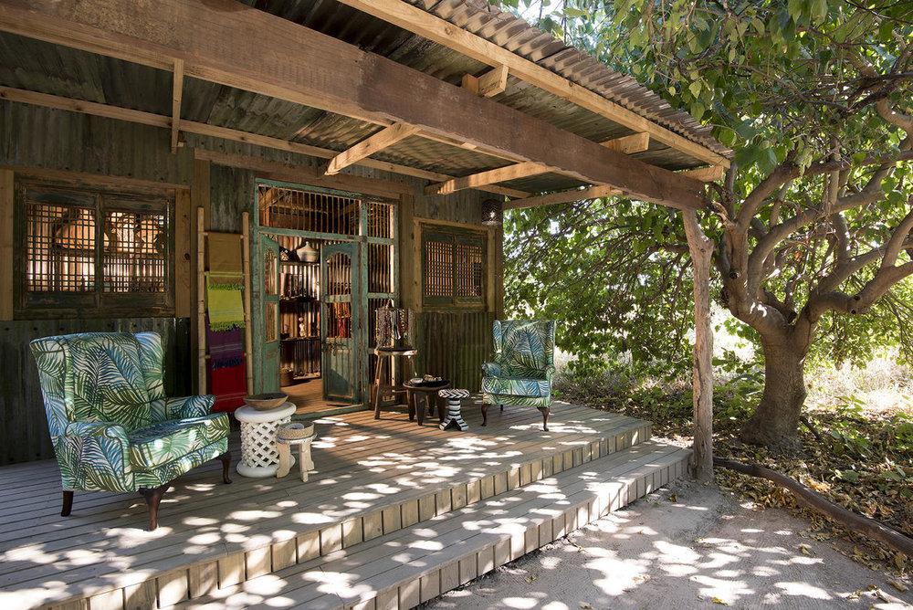 Shop at Linyanti Bush Camp