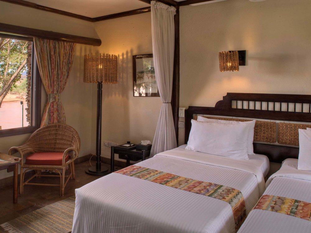 Room in Sarova Shaba Game Lodge