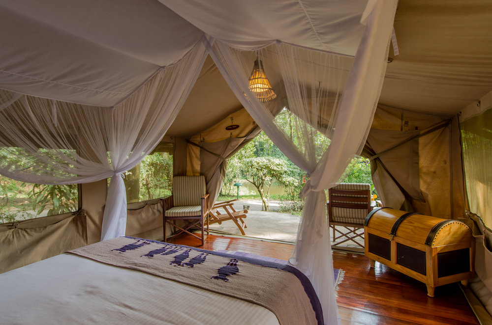 Room at Sarova Mara Game Camp