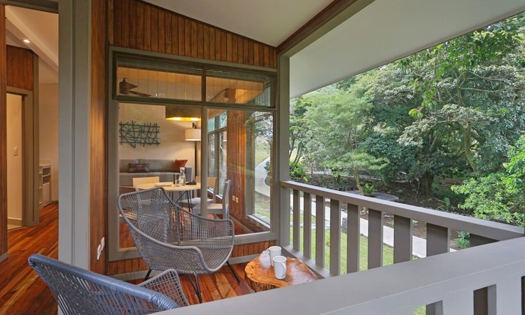 Terrace at Senda, Monteverde