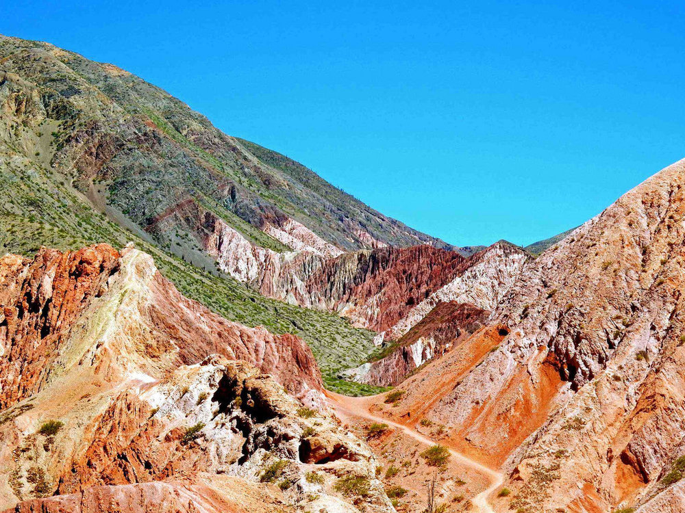 Colors of Purmamarca - Northern Argentina