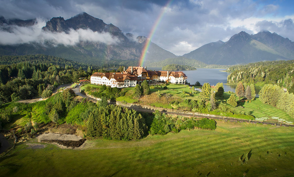 Llao Llao is the place to stay once you've reached Bariloche, Argentina