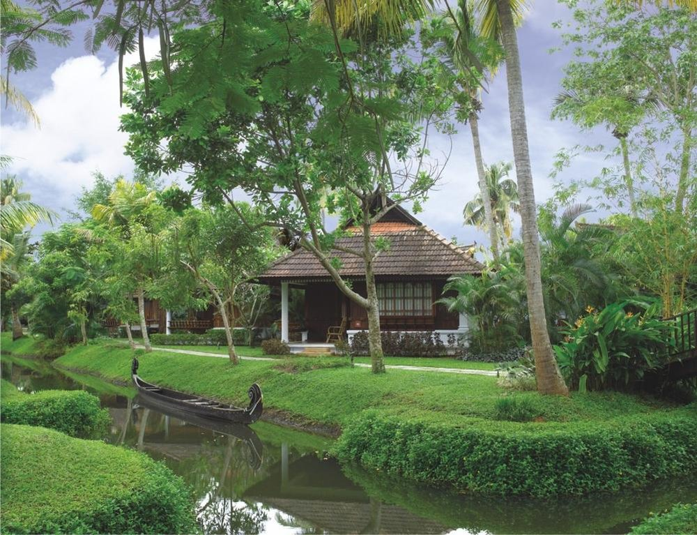Kumarakom Lake Resort exterior cottage.jpg