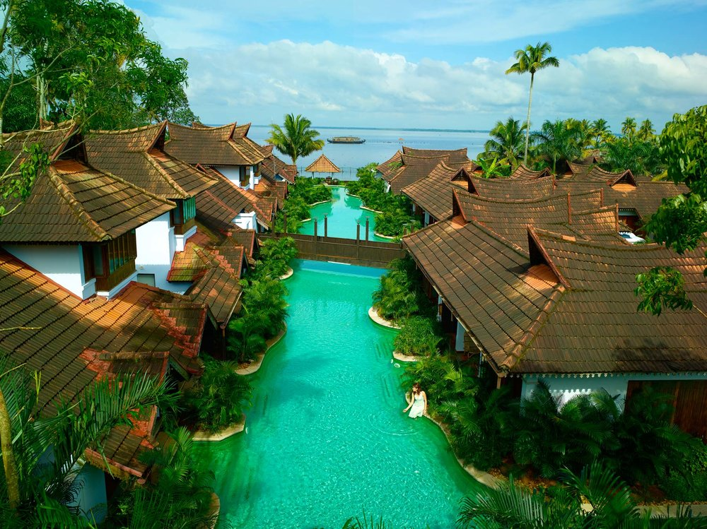 Kumarakom Lake Resort exterior beach.jpg