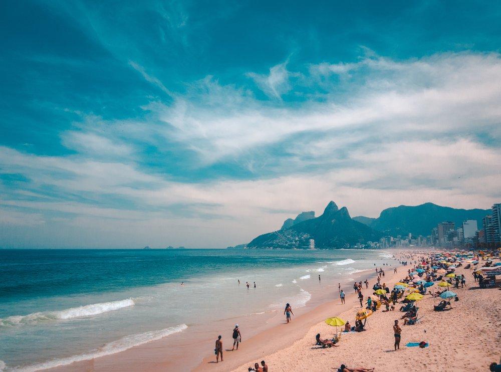 Beaches of Rio de Janeiro