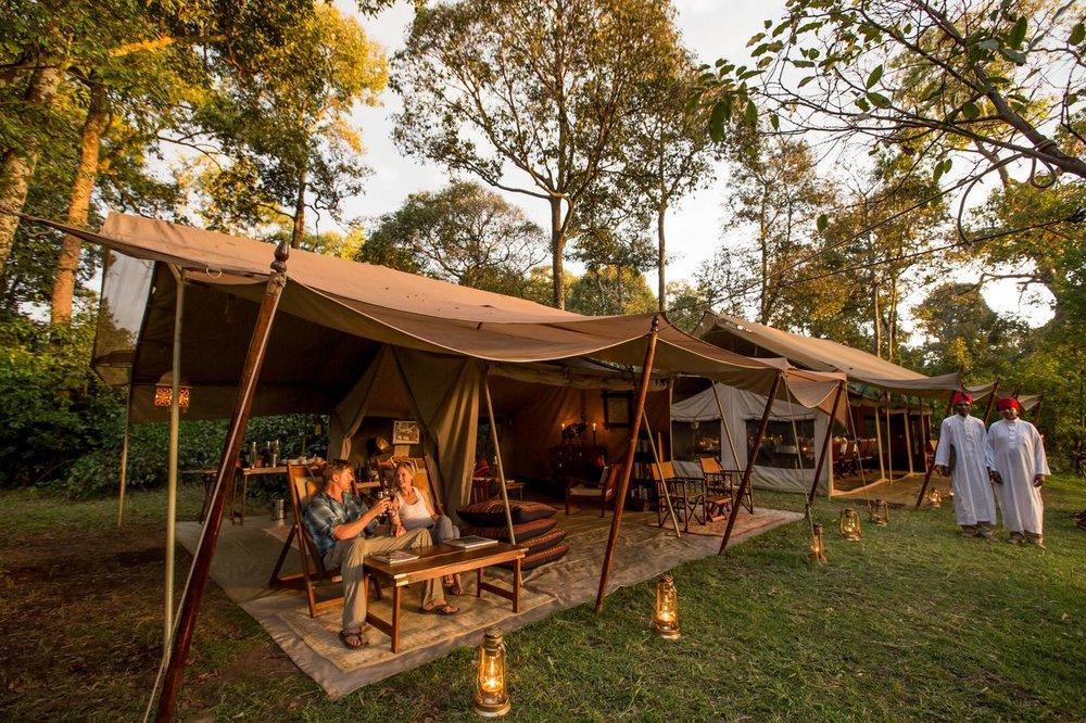 Day 4 - Depart to Sentinel Mara Camp, Masai Mara National Reserve