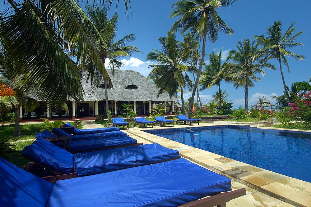 Pool at The Palms Zanzibar