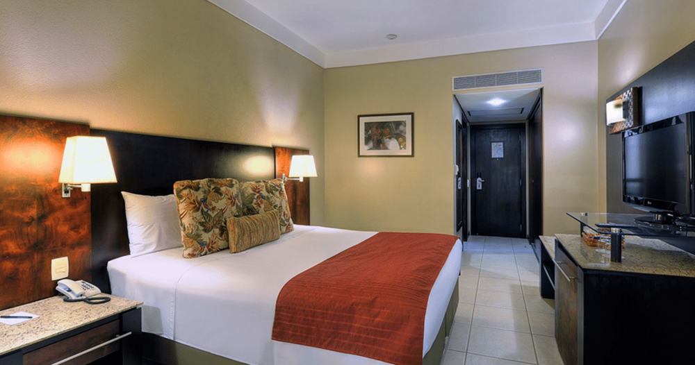 Room at Hotel Deville in Cuiaba, Brazil
