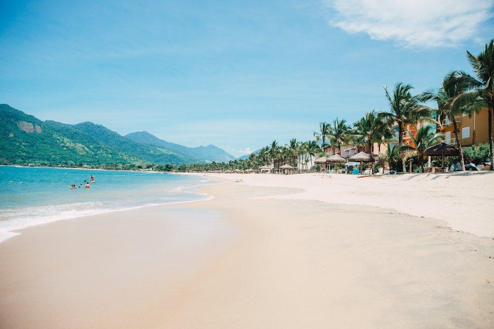 Brazilian Coastline