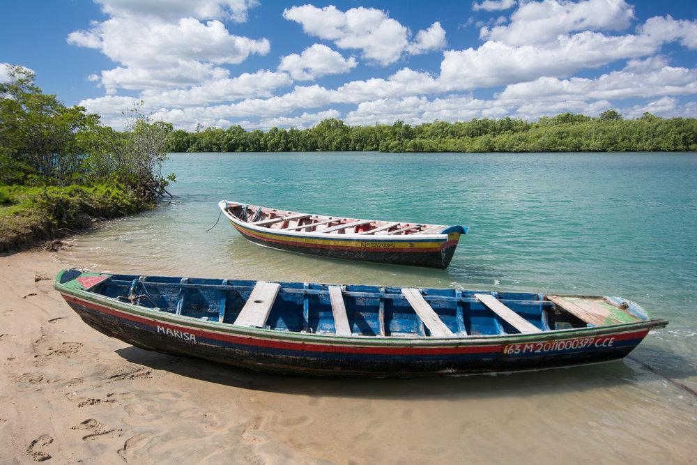 Jericoacoara in Ceará, Brazil