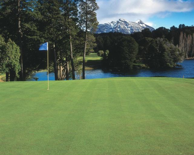 Llao Llao Golf Course, Bariloche, Argentina