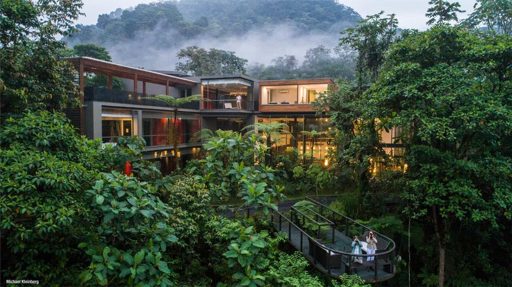 Mashpi Lodge, Cloud Forest, Ecuador