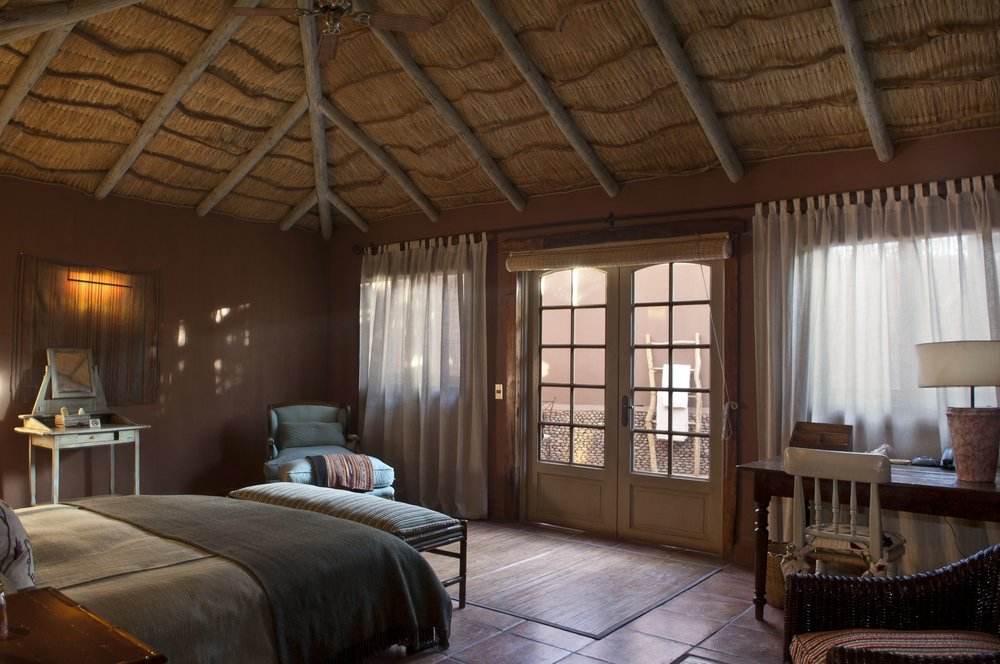 Lodging at Awasi Atacama, Chile