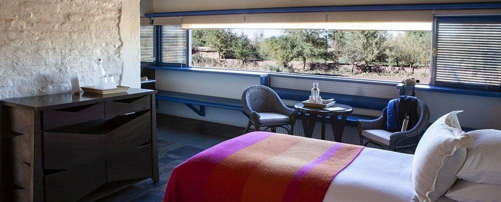 Room at Explora Atacama, Chile