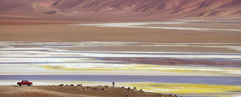 Excursions in Solar de Atacama with Explora Atacama, Chile