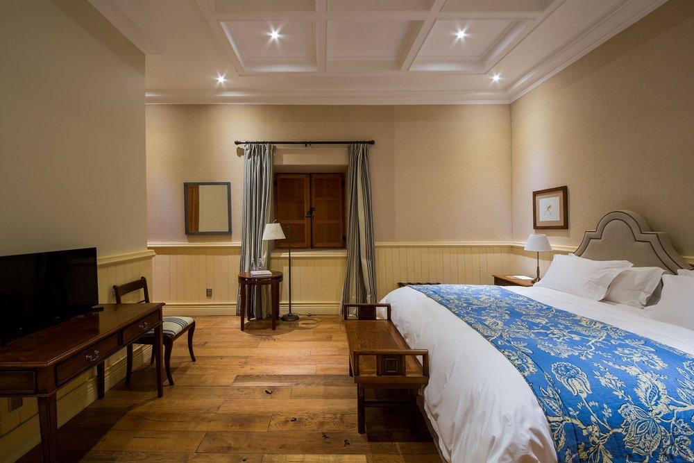 Room at La Casona at Matetic Vineyard, Casablanca Valley, Chile