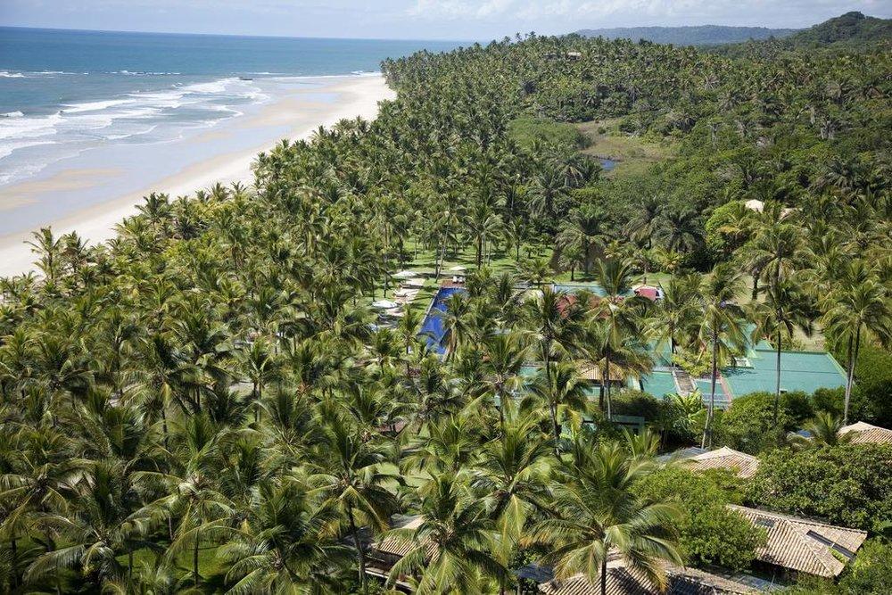 Txai Itacare Resort, Brazil
