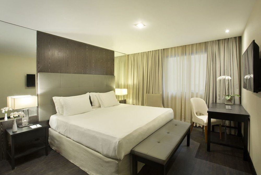 Room at Windsor California, Rio de Janeiro, Brazil