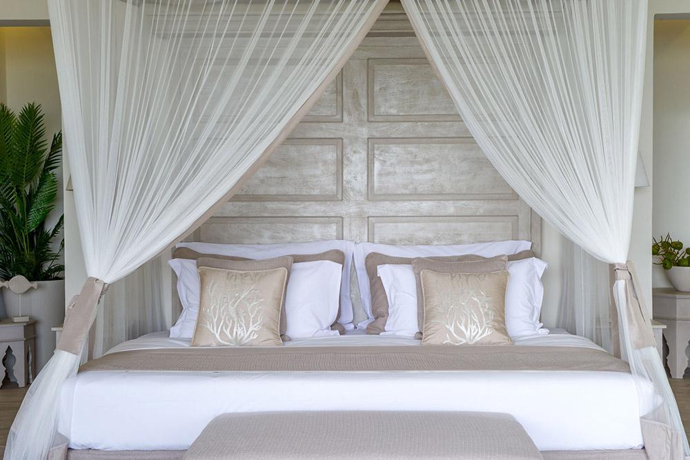 Bedroom at Zawadi Hotel in Zanzibar