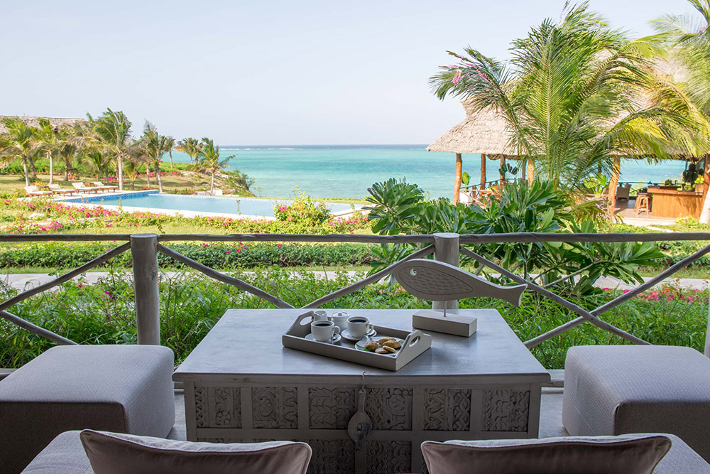 Day 7 - Zawadi Hotel, Zanzibar, Tanzania