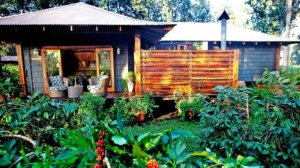 Plantation Villa at Arusha Coffee Lodge, Arusha, Tanzania
