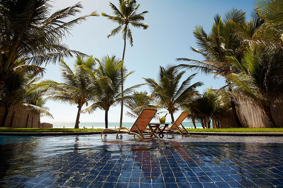 Pool at Nannai Resort & Spa