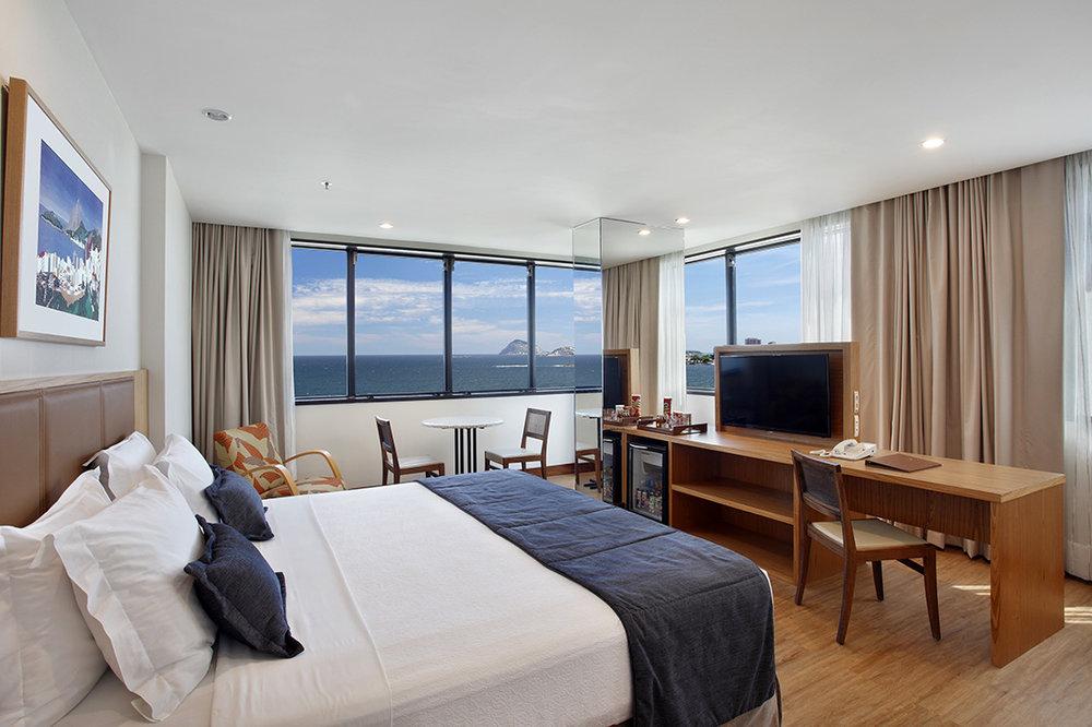Luxury Suite at Windsor Excelsior in Rio de Janeiro