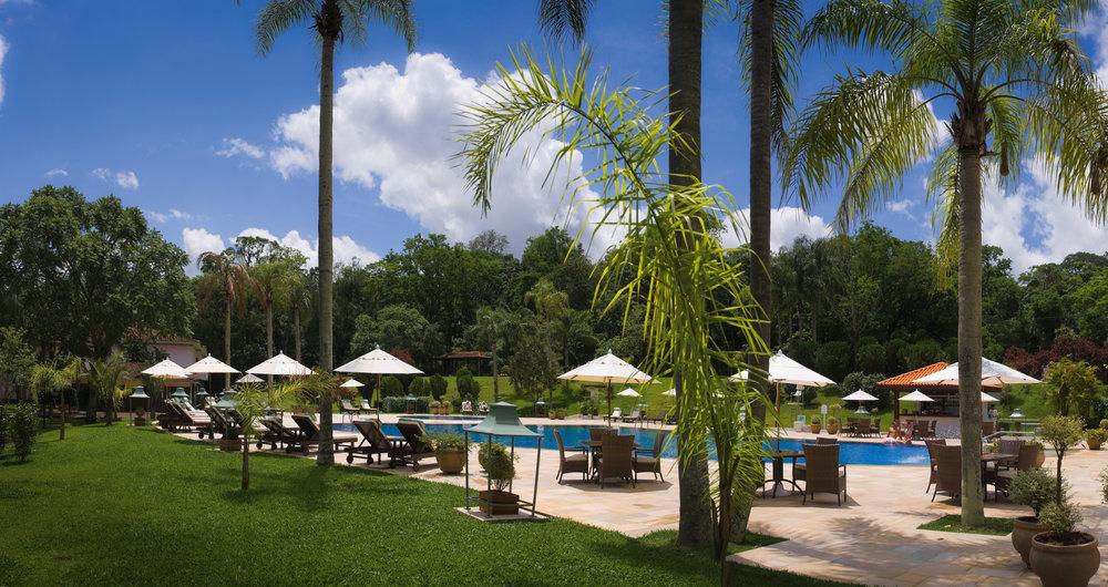 Pool at Belmond Das Cataratas, Iguassu Falls