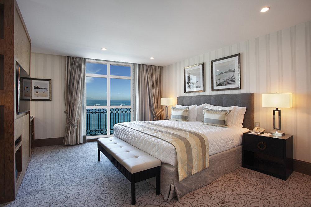 Executive Suite Accommodations at Windsor at Miramar, Rio de Janeiro