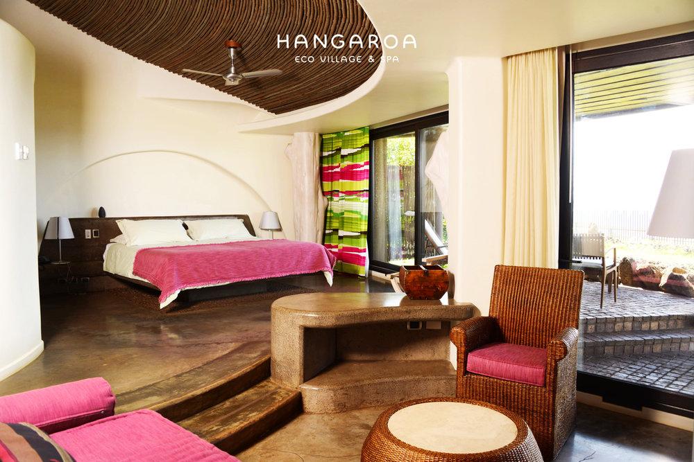 Accommodations at Hanga Roa Eco Village & Spa, Easter Island